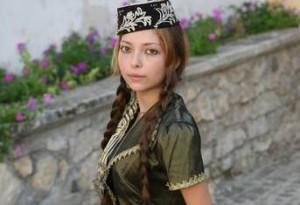 Гірничо-передгірні татари Кримського півострова